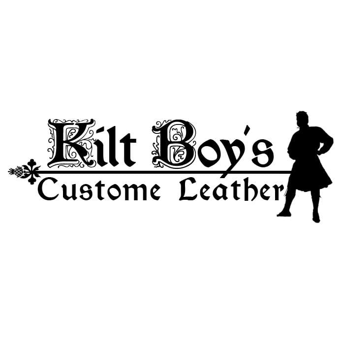 Kilt Boy's Custome Leather