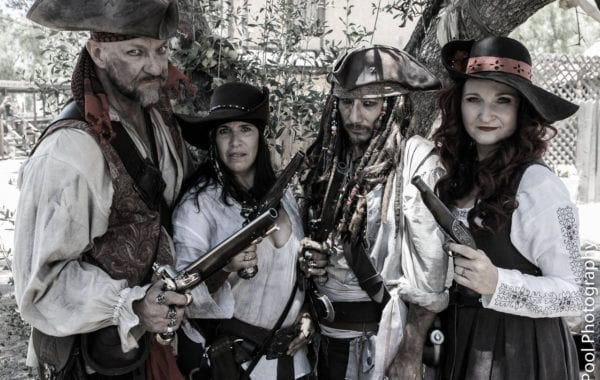 Pirate Weekend: June 8-9