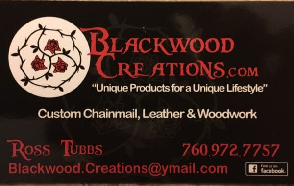 Blackwood Creations
