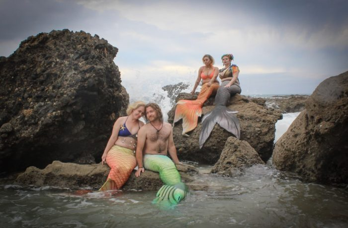Wanderlust Merfolk Mermaids